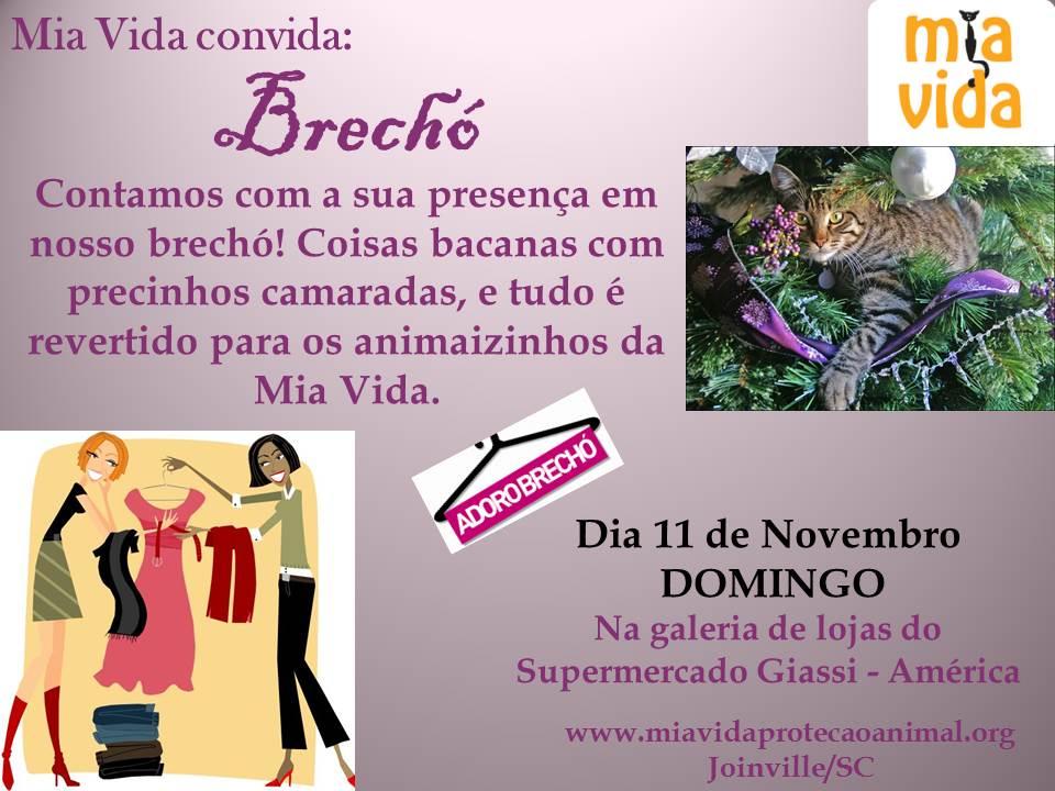 BRECHÓ 11-11-2018