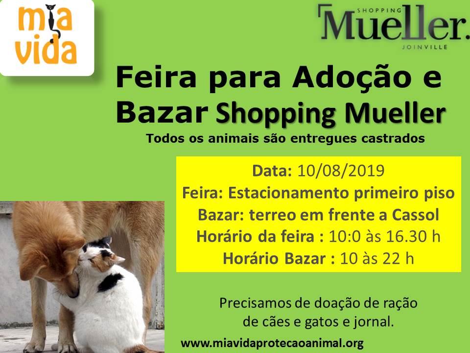 FEIRA E BAZAR MUELLER 8-2019